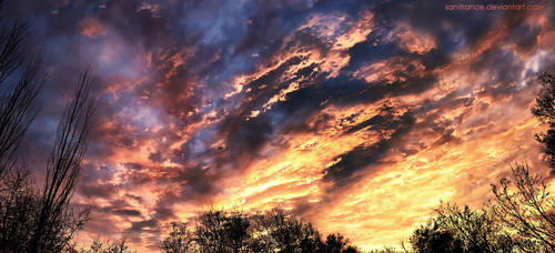 Eternal Sky by sanitrance