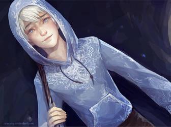 Jack Frost by Zae369