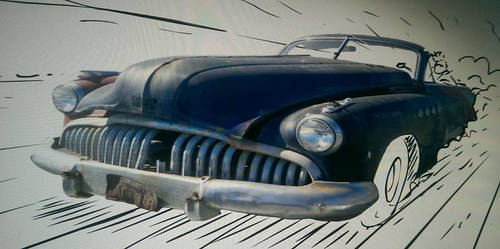 BUICK ROADMONSTER by AtariPunk633