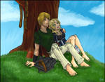 -Clive+Elza- by DivingSiren