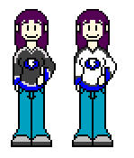 May in Sprite Form by jellybeansniper