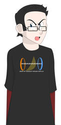 Frank's Portal Shirt by jellybeansniper