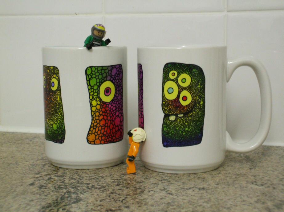 Mug Shot 1 by billiambabble