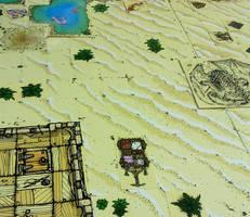 Desert Floor Plan by billiambabble