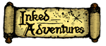 Inked Adventures Logo banner by billiambabble