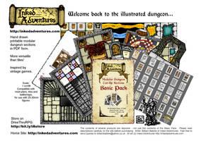 Inked Adventures Advert by billiambabble