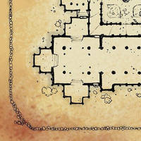 Priory Map Detail by billiambabble