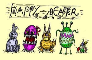 Happy bEaster by billiambabble