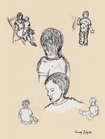 Harvey sketch by billiambabble