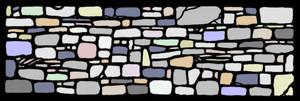 Stone wall by billiambabble