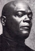 Samuel L Jackson by FredrikEriksson1