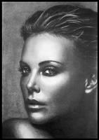 Charlize Theron by FredrikEriksson1