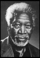 Morgan Freeman by FredrikEriksson1