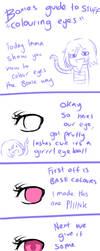 Boxie Tutorial: Colouring Eyes by Little-Miss-Boxie