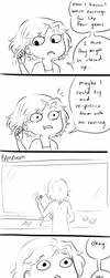 EI: Re-piercing by Little-Miss-Boxie