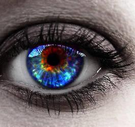 Eye. by merazz
