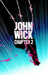John Wick Chapter 2 Fanmade Poster by punmagneto