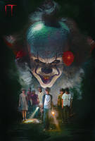 It fanmade Poster by punmagneto