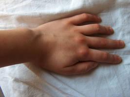 Hand02 by ArabellaDream-stock