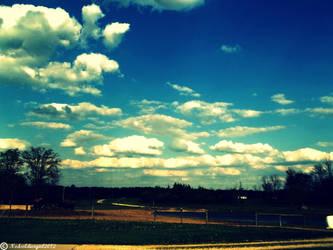 Blue Skies Ahead by NODSOLDIERGIRL