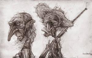 Abuelos Obrajillanos by jesuper