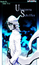 Ulquiorra Schiffer 195 chapter cover by benderZz