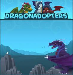 Dragonadopters Logo by thazumi