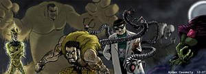 Sinister Six 2007 by DadaHyena