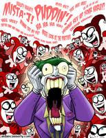 Joker- Too Many Harleys by DadaHyena