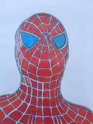 Spiderman by Iamfahimislam