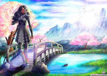 - The Journey Ahead - by M-K-1