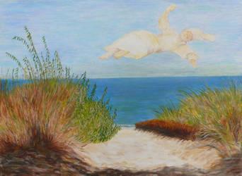 Chelmonski's Cloud by wiewiorka