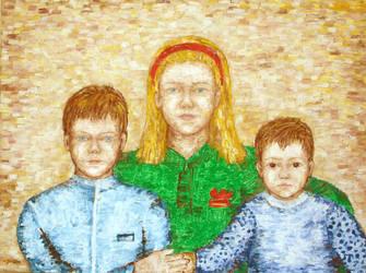 My children by wiewiorka