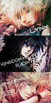 KH- Radix Postcard set 1 by Escria