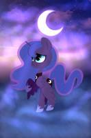 Luna's Night by Pinipy
