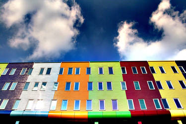 United Colors of Amsterdam by Coma7053