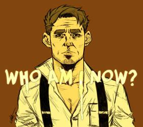 Who Am I Now by Dobermutt