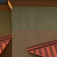 Abstract at The Strip Mall by Ragnar949