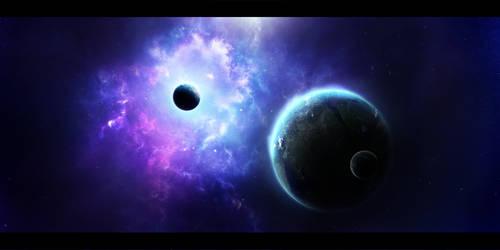 Space Art II by BEAS1