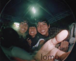 lomo party by blackheartstedot