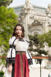 The folk dress from Transylvania by simonamoon