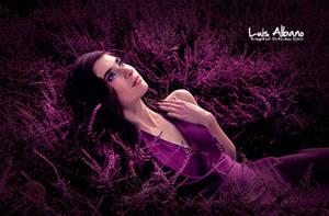 Purple by Miztliyuma