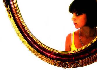 In the mirror by su-zanne