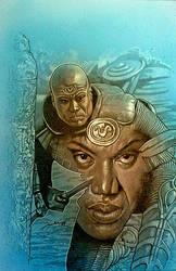 Stargate SG-1: Fall of Rome by rmdrake