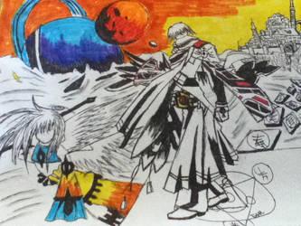 the heros of the sky castle by hippiejam15