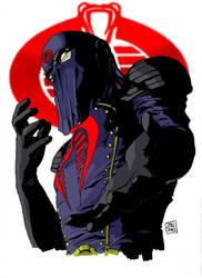 cobra commander by DULLBOYJACK by dullboyjack