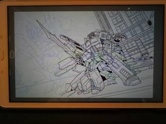 Nemesis prime wip7 by sasukenekosama