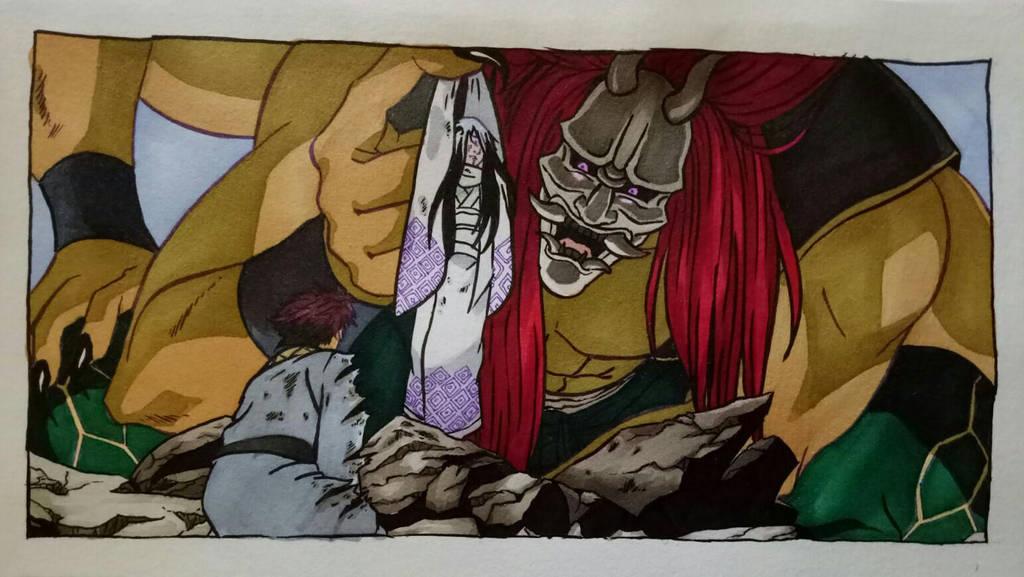 An ayakashi one must never encounter by sasukenekosama