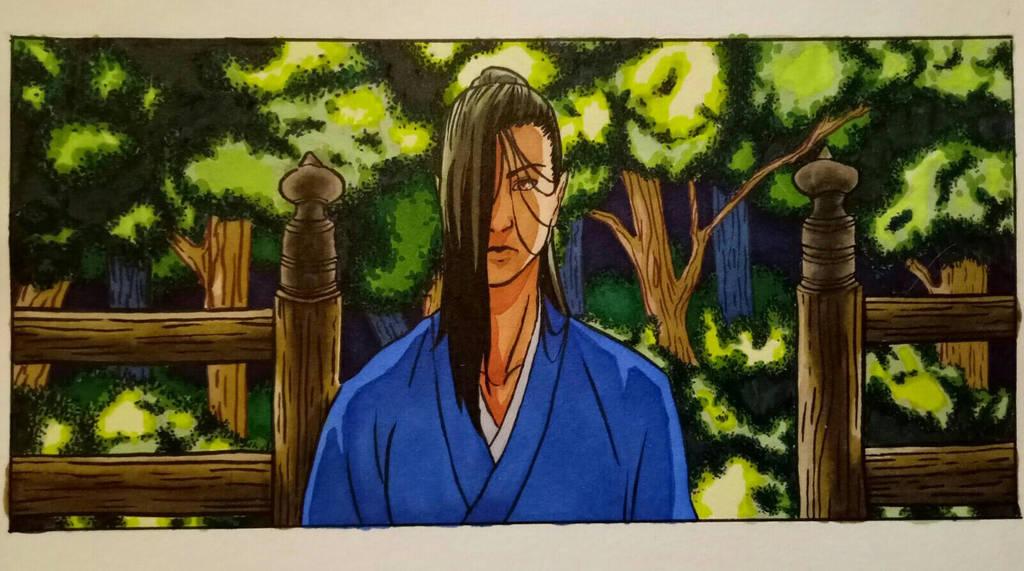 Umewakamaru by sasukenekosama