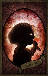 Chucky by Mihne-Art